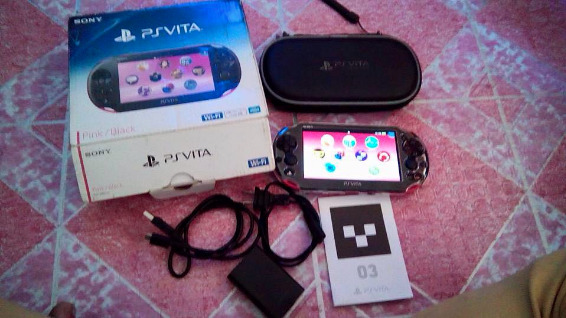 Ps vita slim photo