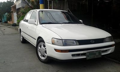 Toyota Corolla XE 97 photo