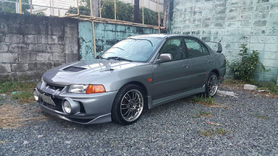 Lancer 97 GLXI Evolution 4 Look photo