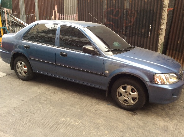 For Sale HONDA CITY 2002 Model Automatic photo