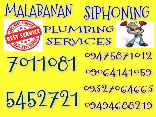 malabanan pozo negro /declogging services 5452721 /09494688219 photo