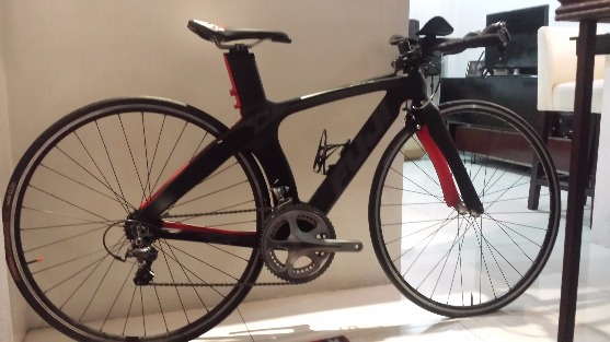 fuji d6 full carbon bike photo