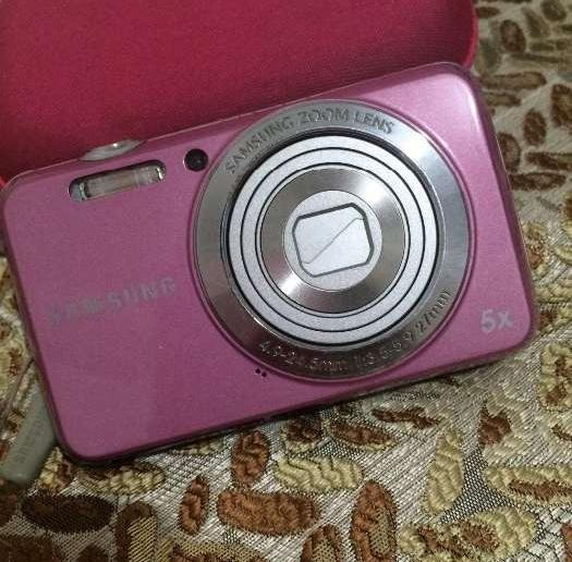 Samsung ES80 Pink photo