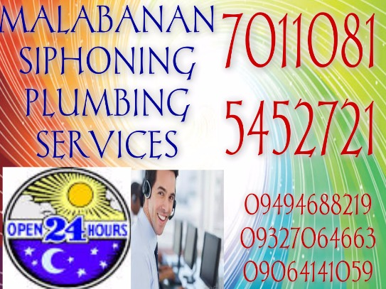 malabanan siphoning excavation services 7011081 /09475871012 photo