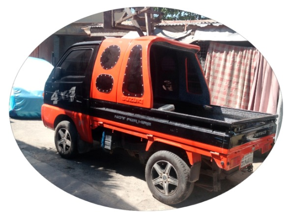 For Sale Suzuki Multicab 5speed with canopyl photo