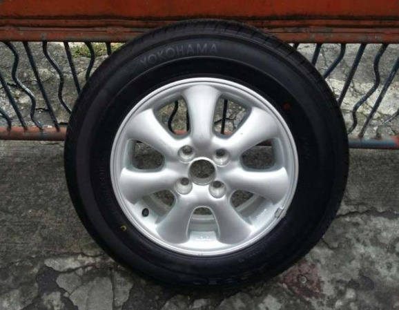 Spare Tire for Toyota Altis photo