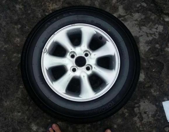 Spare Tire for Toyota Altis image 2