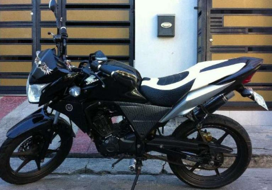 Honda CBF110MSB photo
