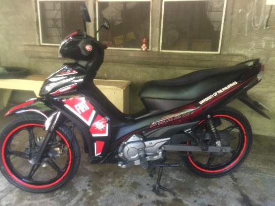 Yamaha Vega Force FI 2013 photo