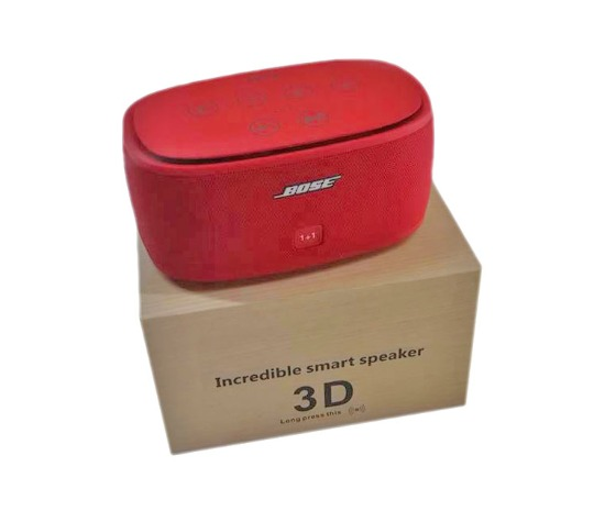 BOSE Smart Music 1+1 Portable Bluetooth Speaker 3D surround sound/NFC supported/1200mAh battery! photo