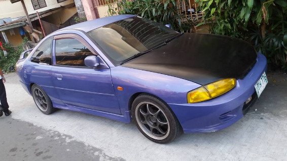 Mitsubishi gsr 2 door All power 1997 model photo