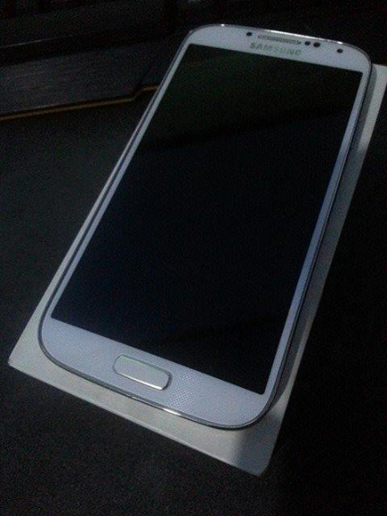 Samsung Galaxy S4 32gb LTE-A White Leather Edition photo