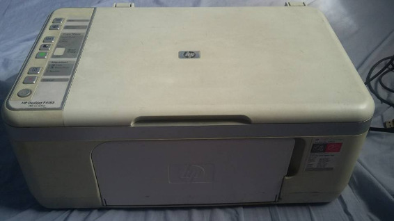 HP Deskjet F4185 photo