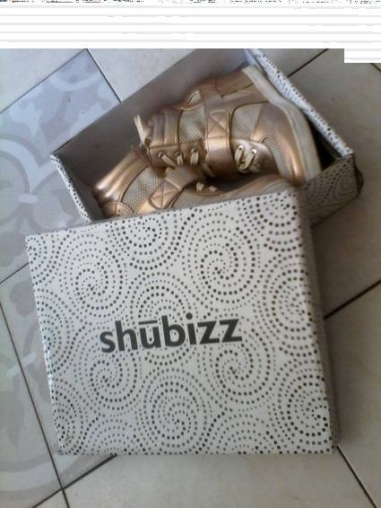 Shubizz sneaker wedge photo