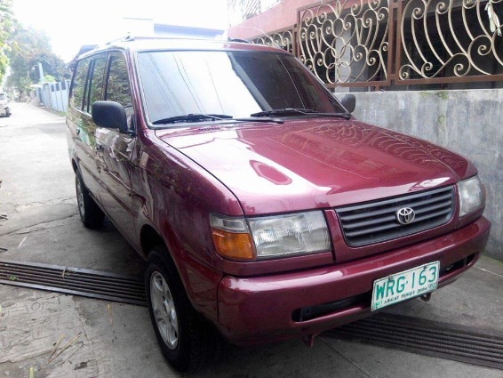 Olx Used Cars Toyota Revo for sale - Used Philippines