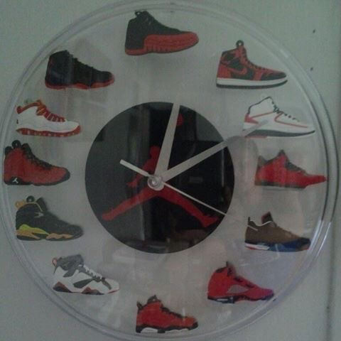 Jordan wallclock photo