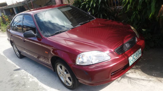 Honda civic lxi 1996 model photo