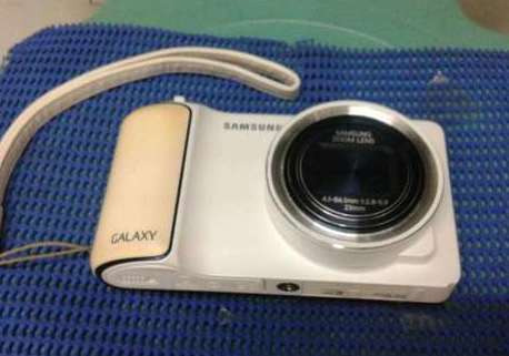 Galaxy camera GC100 3G with SMS 16mp original photo