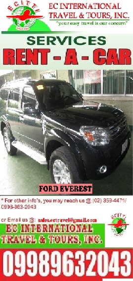 Ford Everest for RENT photo