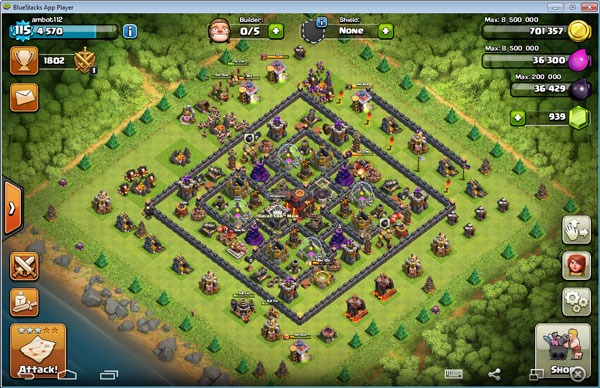 MAX TH9 LVL 115 W/ CHANGE NAME photo