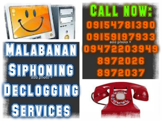 Dcj malabanan siphoning services 09187664577 image 1