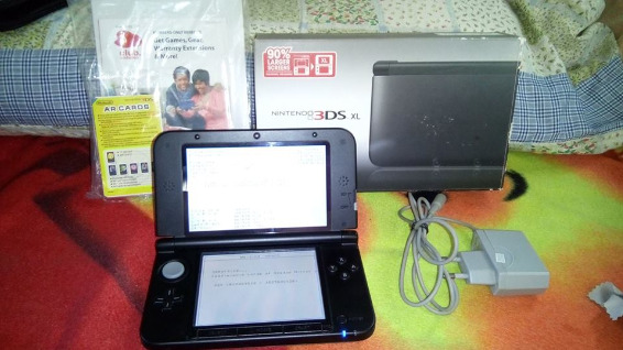 3ds xl cfw photo
