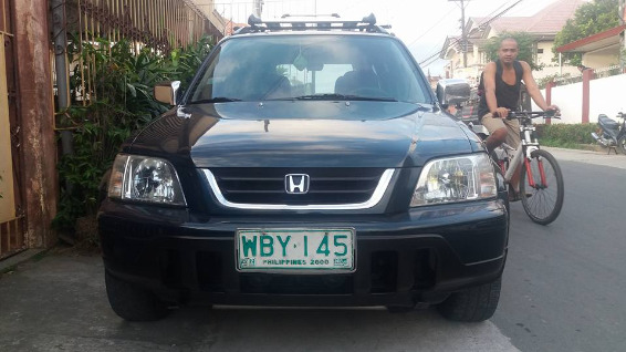 Honda Crv gen 1 photo