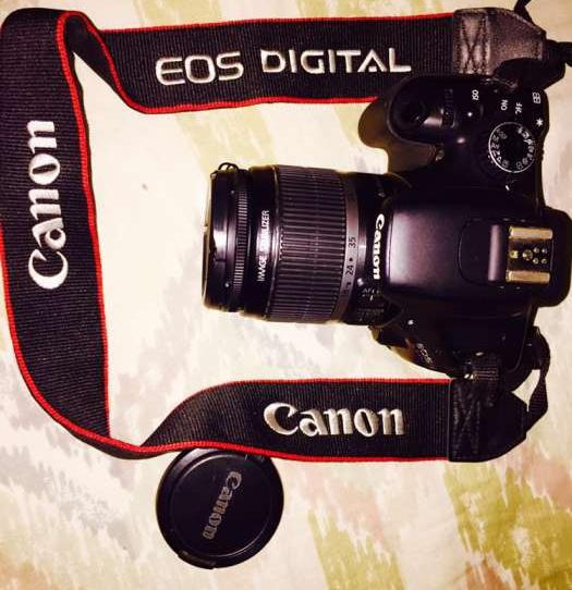 Eos 550D Canon photo