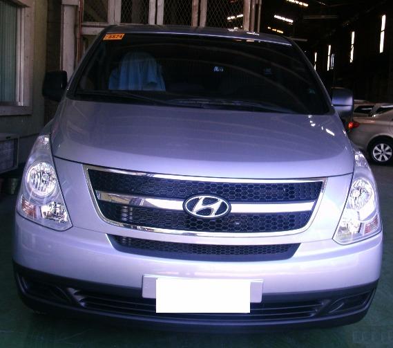 Van/ Toyota Grandia for RENT - Used Philippines