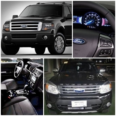 FORD EVEREST-FOR RENT photo