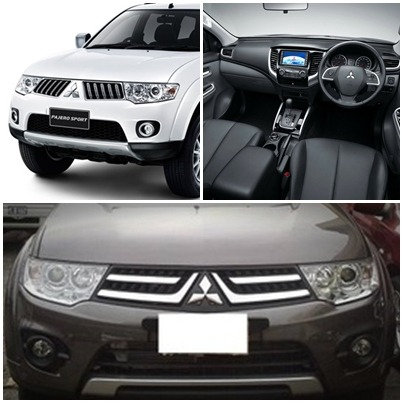 Mitsubishi Montero Sport-RENT A CAR SERVICES photo