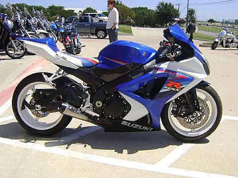 2013 Suzuki Gsx-R 600 photo