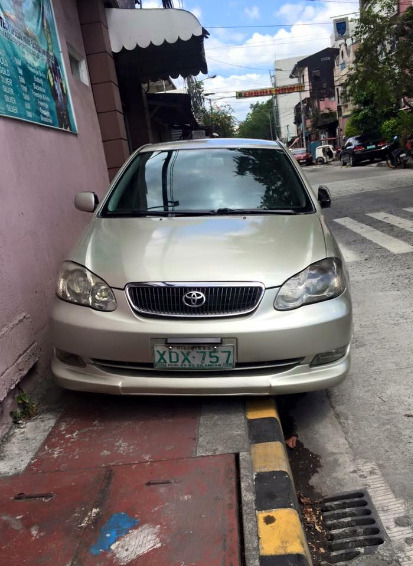 2002 Toyota Altis 1.6 E AT photo