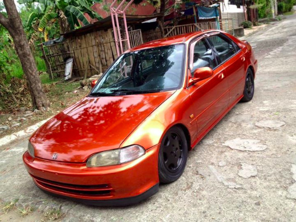 Honda civic SR4 reprice photo