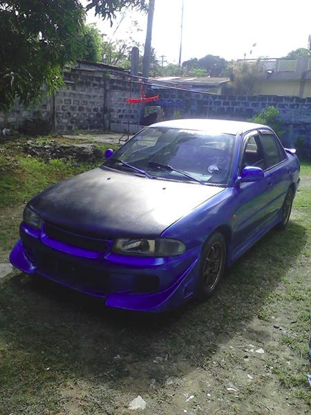 Mitsubishi lancer 96 model photo