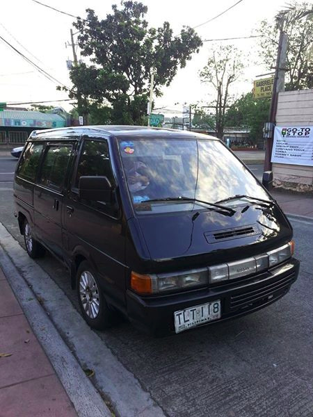 1994 Nissan Vanette photo