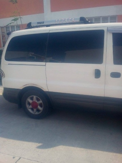 for sale hyundai starex 2009 manual trans diesel photo
