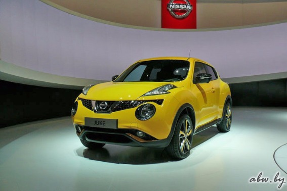 All New Nissan JUKE photo