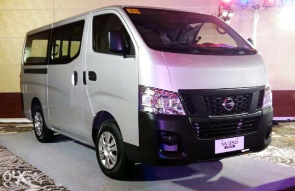 Nissan NV350 URVAN 18str photo