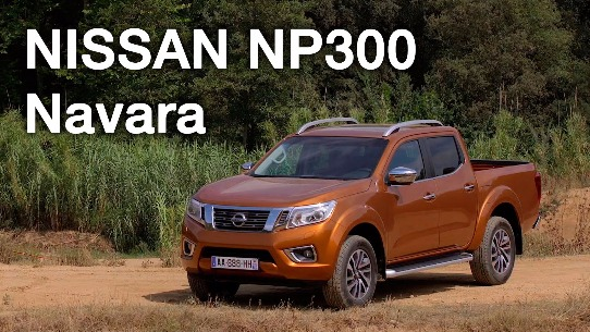 Nissan NP300 NAVARA 4x4 photo
