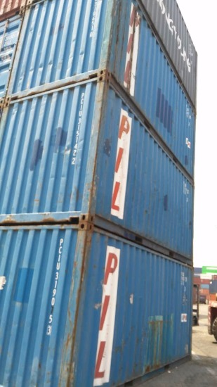 uesd class b 20'shipping container for sale in manilla photo