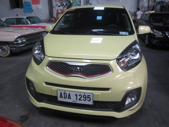 Kia Picanto EX 2014 AT - 398T photo
