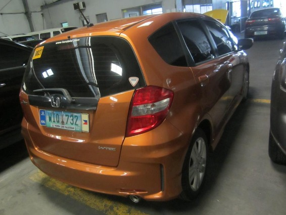 Honda Jazz 2013 AT 1.5 Vtec - 588T photo