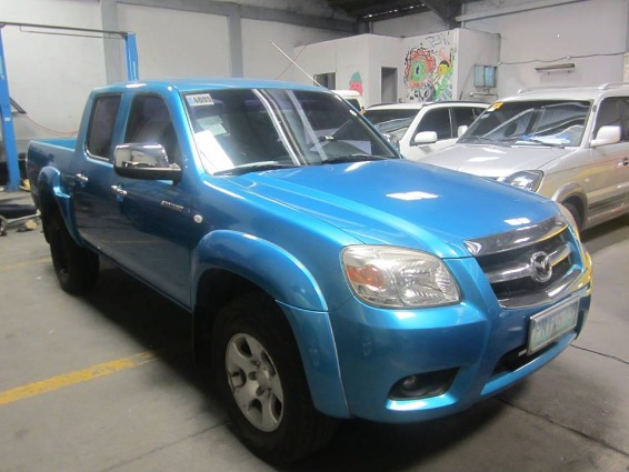 Mazda BT50 2010 MT 4x4 - 658T photo
