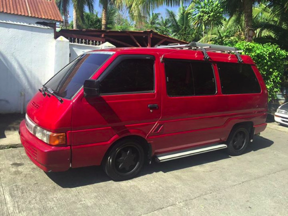 1997 NISSAN VANETTE van photo