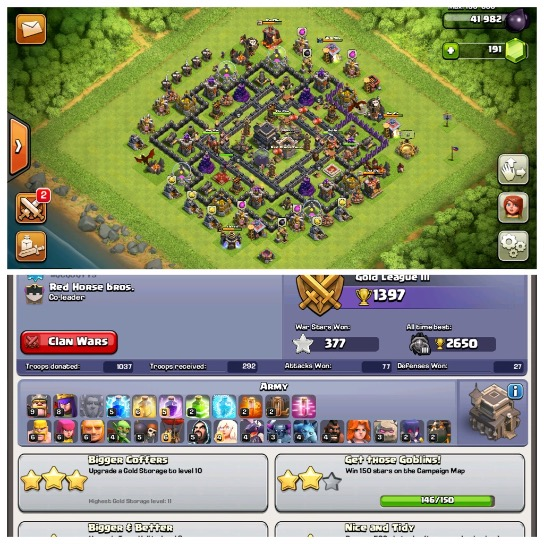Clash of clans for sale photo