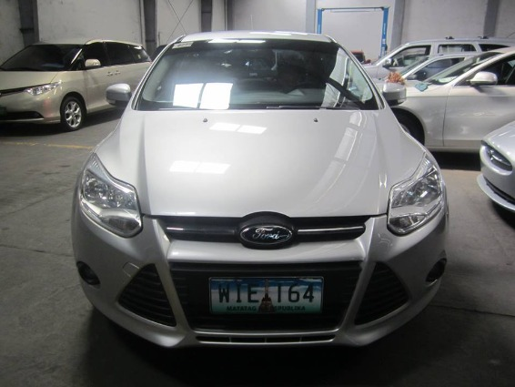 Ford Focus 2012 AT 498T photo