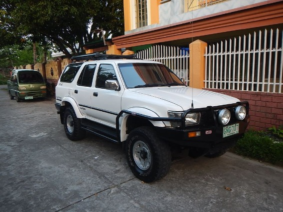 Toyota Surf 2001 For Sale photo