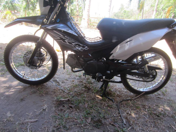 Honda XRM 125cc 2015 model. photo