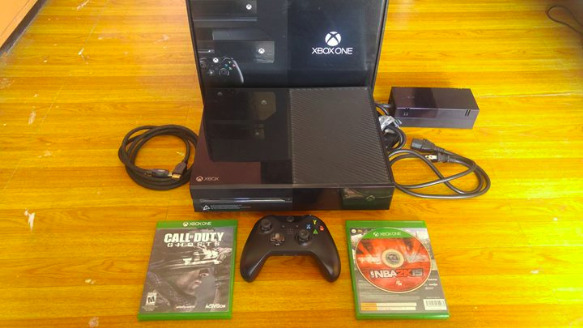 Xbox One 500gb US Version Day One Edition trade to PS4 photo